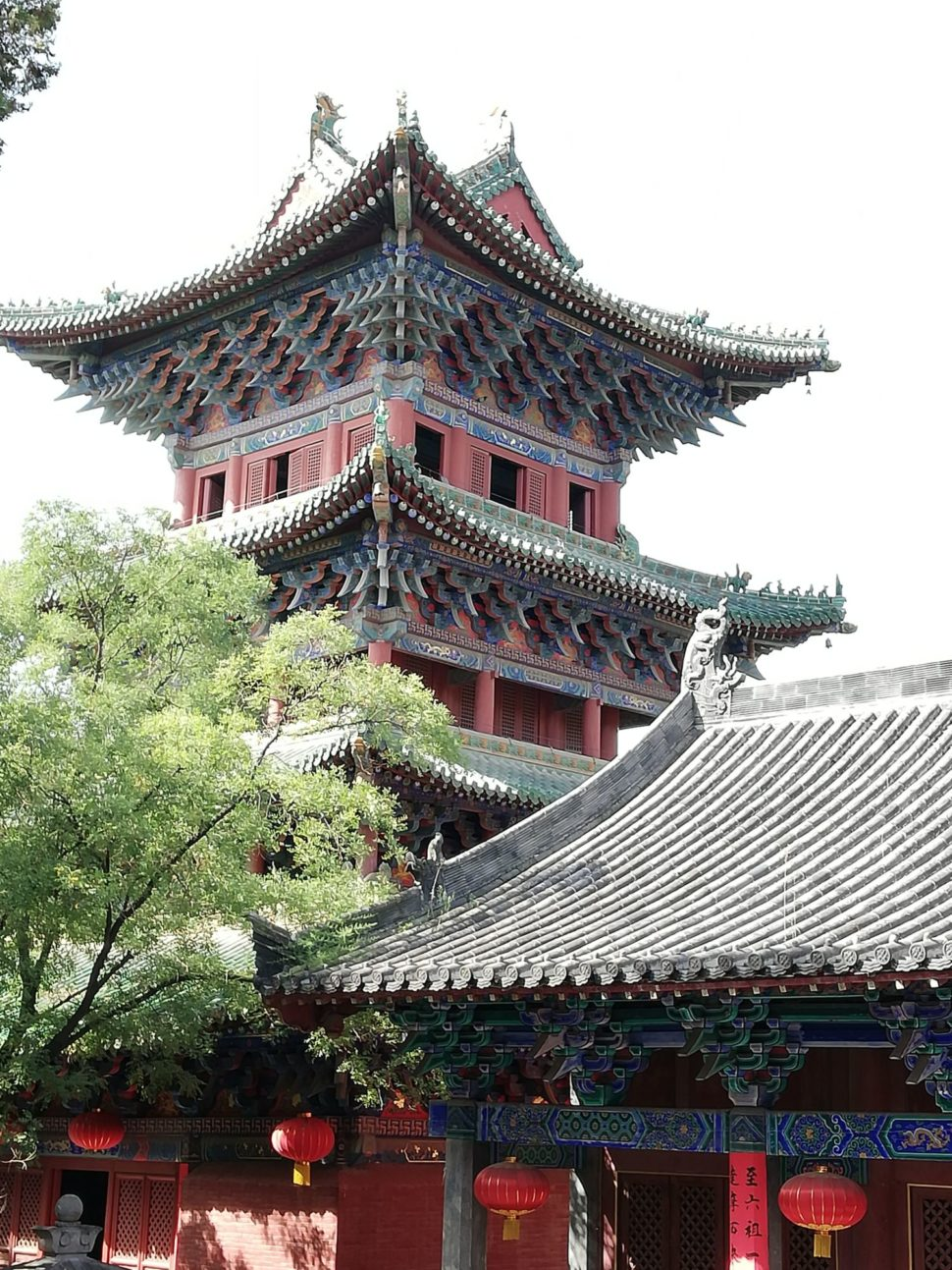 Chrám Shaolin