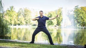 Čchi-kung pro posílení dýchání, uvolnění aimunity